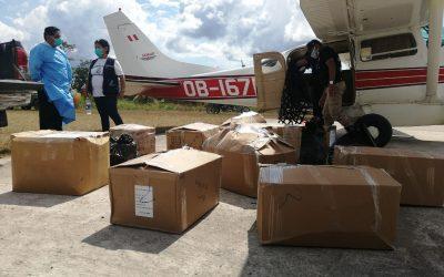 Ucayali: Indígenas nahuas reciben primeras ayudas y llegan pruebas rápidas y medicinas al distrito de Sepahua