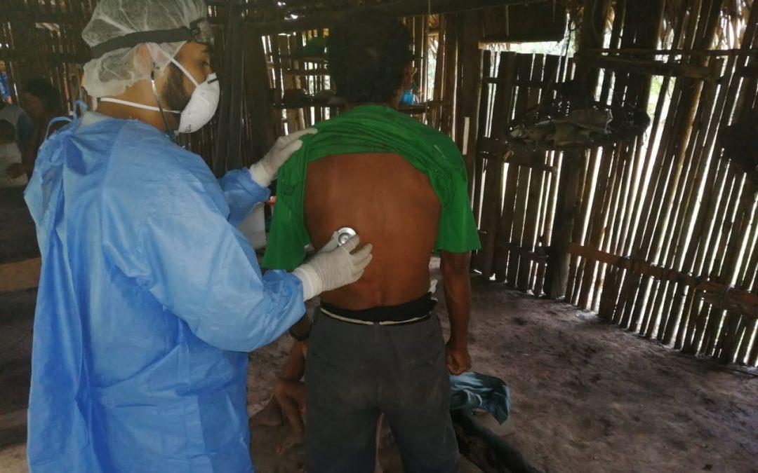Crean grupo de trabajo que seguirá acciones para protección de comunidades indígenas frente al coronavirus