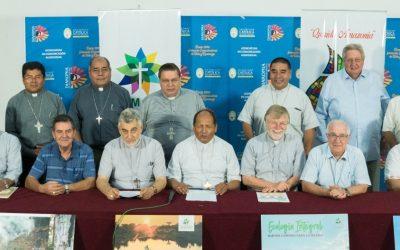 Obispos de la REPAM-Bolivia respaldan a comunidad que se levantó contra el narcotráfico