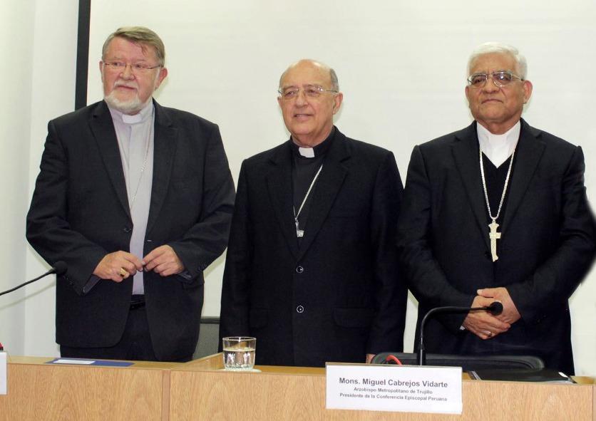"""Obispos de Perú, sobre situación política: """"Es el peor momento para provocar una nueva crisis"""""""