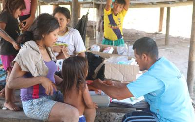 Frontera Perú-Brasil: Yurúa se opone a ingreso de policías desde Pucallpa temiendo el contagio
