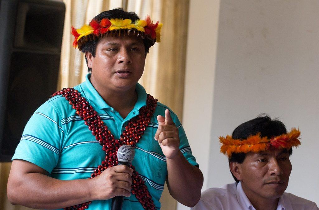 Sentencia da la razón a indígenas y ordena se consulte el Lote 116