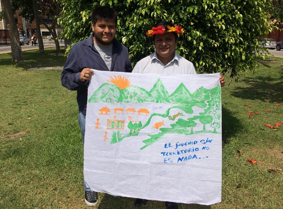 """""""Esperamos que el Estado entienda que está obligado a consultar a los pueblos Awajún y Wampis"""""""