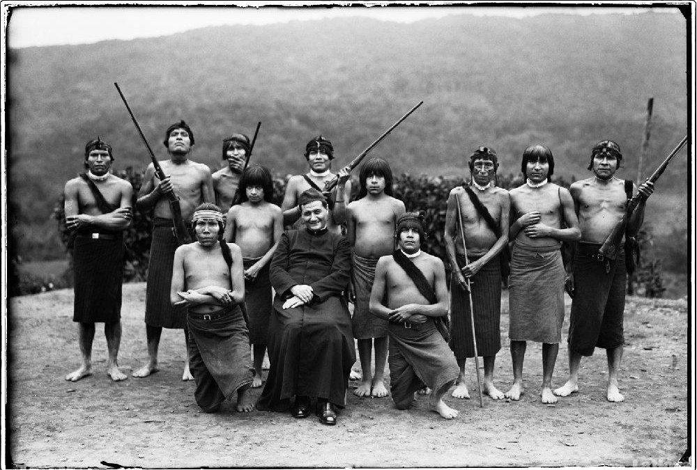 Ecuador: Registros de indígenas amazónicos son patrimonio mundial