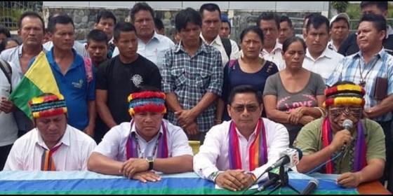 La REPAM denuncia el desalojo del pueblo Shuar en Ecuador a causa de prácticas mineras