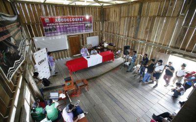MVCS instalará 50 plantas de agua potable en comunidades amazónicas