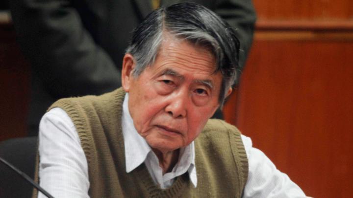 Organizaciones indígenas manifiestan rechazo al indulto de Alberto Fujimori