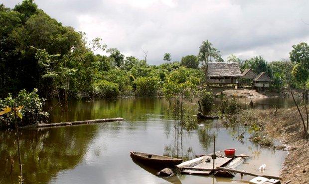 Lanzan importante estudio cartográfico de áreas naturales protegidas y territorios indígenas en la Amazonía