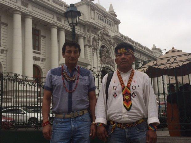 Apus de Loreto exigen remediación de tierras y cambio del oleoducto