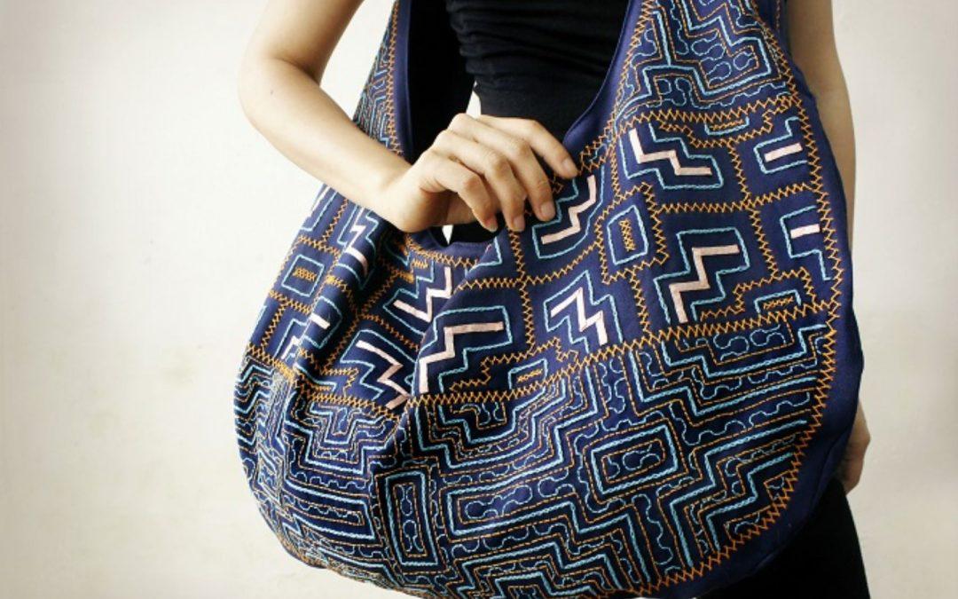 Artesanas de comunidades nativas de Ucayali elaboran colección textil