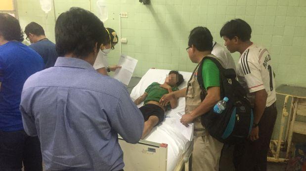 Loreto: extraña enfermedad causa muerte de 12 indígenas Achuar