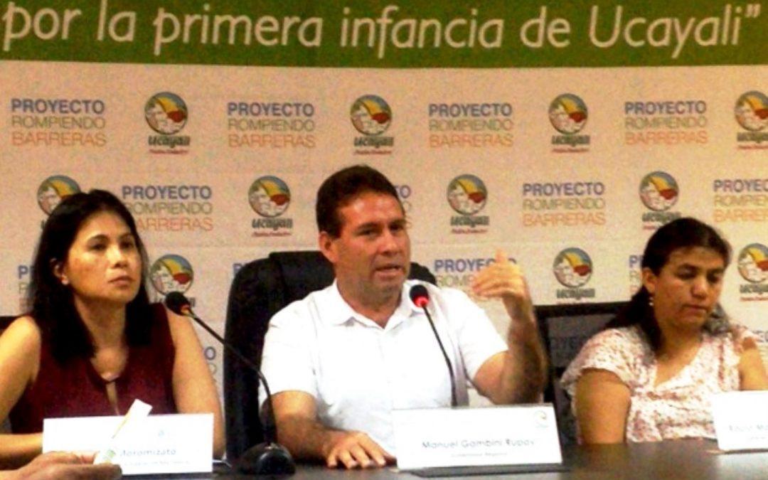 Autoridades amazónicas plantearán lineamientos contra la deforestación