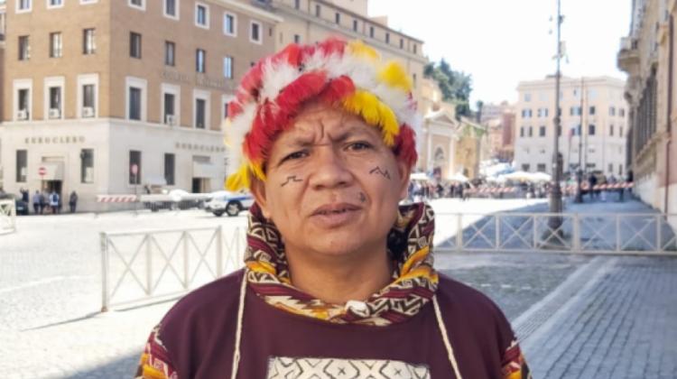 «Ningún gobierno tiene un protocolo para la atención de pueblos indígenas». Gregorio Díaz Mirabal (COICA)