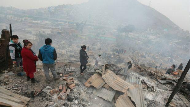 Cantagallo: visibles por tragedia, por Manuel Cornejo Chaparro