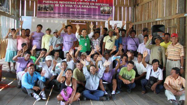 OEFA capacitó a miembros de 39 comunidades nativas de Loreto