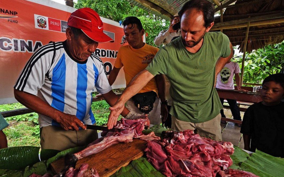 Presentan nuevo modelo de aprovechamiento de carne de monte en áreas naturales protegidas