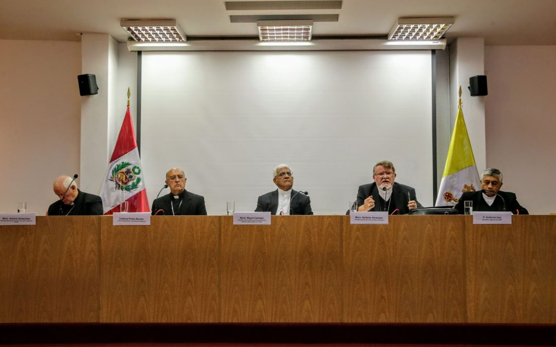 Conferencia Episcopal sobre Tía María: diálogo es el único camino para superar diferencias