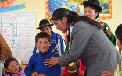 Minedu inicia consulta previa de Plan de Educación Intercultural Bilingüe