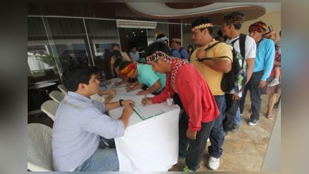 ¿Cuánto ha avanzado la aplicación de la consulta previa en el Perú?