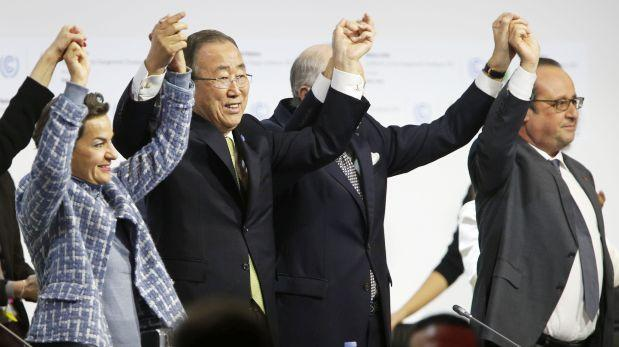 COP21: Conoce los principales puntos del acuerdo de París