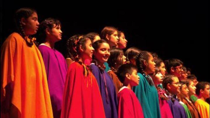 Coro Nacional de Niños cantará en lenguas originarias