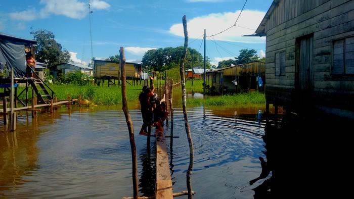 ¿Dónde quedan los pueblos amazónicos en esta coyuntura pandémica?