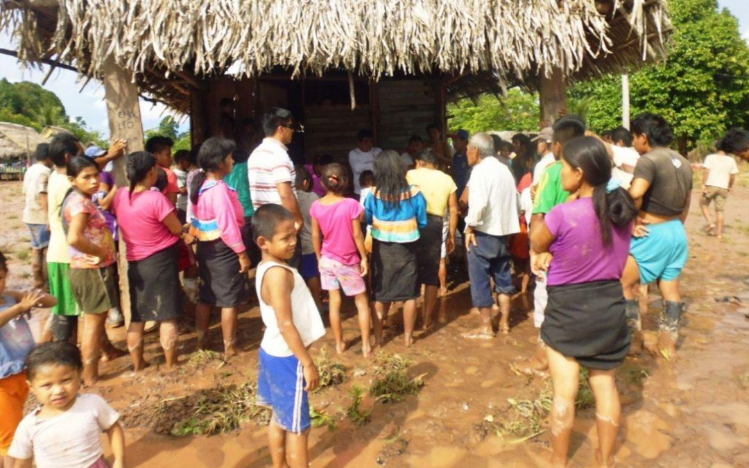 Loreto: declaran en emergencia por inundaciones a 17 comunidades de Contamana