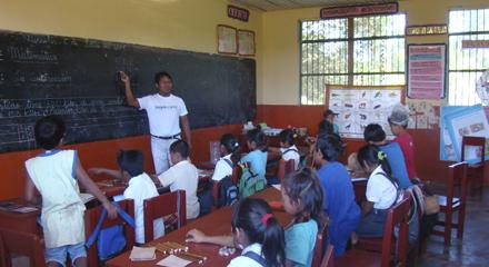 Defensoría del Pueblo solicita la pronta aprobación de la Política y el Plan Nacional de Educación Intercultural Bilingüe
