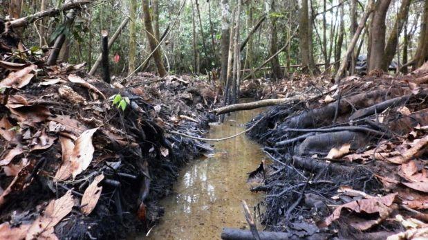 Derrame de petróleo: declaran en emergencia a 6 comunidades más