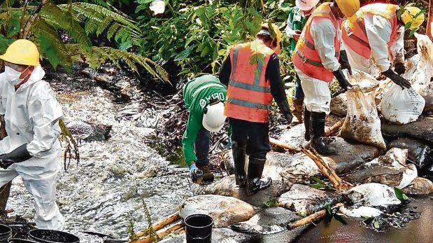 Denunciarán a Petro-Perú ante OEFA por derrame en Amazonas