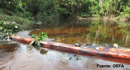 Defensoría del Pueblo solicita atención inmediata e indemnización para población indígena afectada por derrames petroleros en Amazonas y Loreto