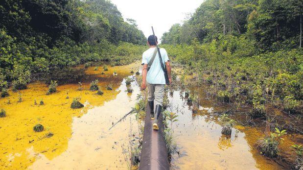 Derrame de petróleo: 17 días después, comunidades esperan ayuda