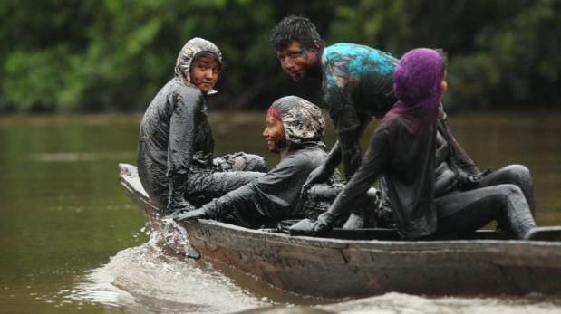 Al menos once derrames de petróleo en la Amazonía desde el 2010