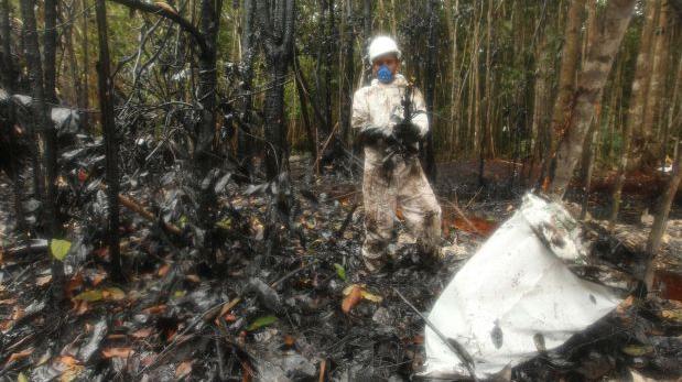 Declaran en emergencia 16 comunidades por derrame de petróleo