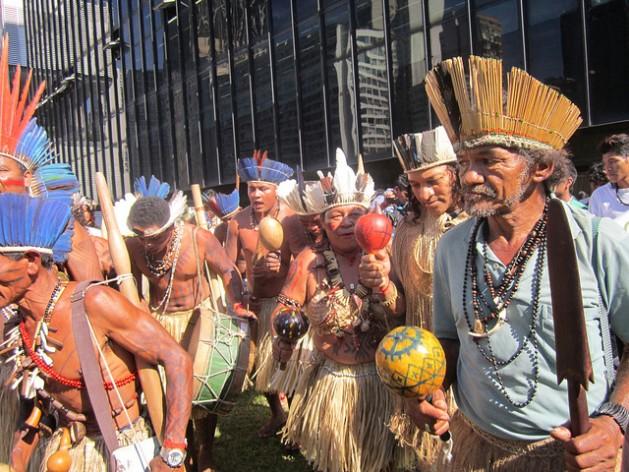 Las indígenas son clave para lograr un desarrollo sostenible