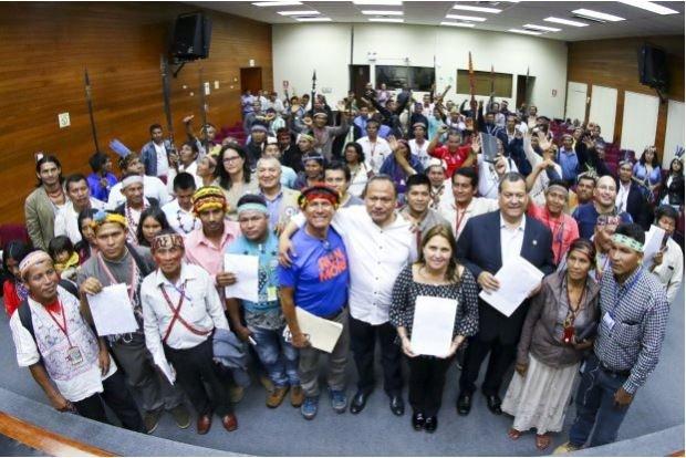 Loreto: declararán emergencia sanitaria en cinco cuencas