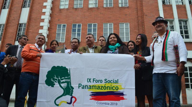 IX FOSPA: Nueve países se unen para defender la Amazonía