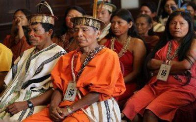 Piden promover participación de indígenas en actividad política