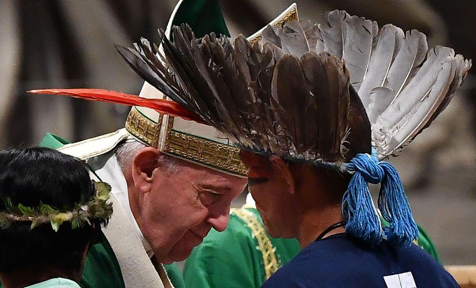 La opción por los pobres, hoy, tiene rostro indígena