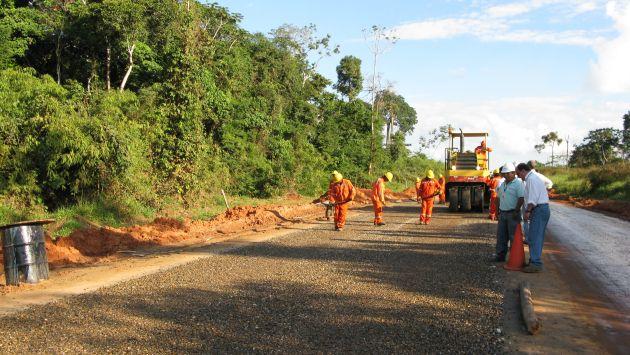Carretera en Amazonia de Perú amenaza con dejar expuestos a indígenas no contactados