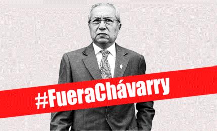 Lava Jato: Pedro Chávarry retira a Rafael Vela y José Domingo Pérez del Equipo Especial