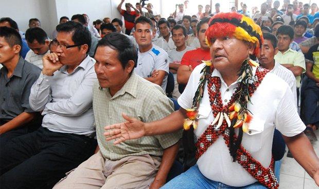 """Baguazo: Sala absuelve a nativos de todos los cargos por caso """"Curva del diablo"""""""