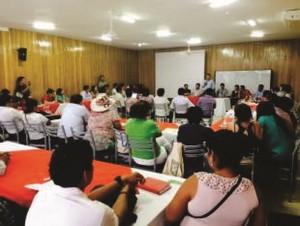 Grupo de Trabajo de Políticas Indígenas realizó tercera sesión descentralizada