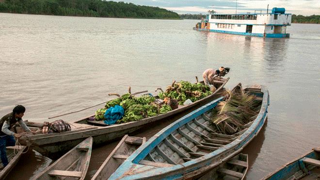 Senace no aceptó el EIA del proyecto Hidrovía Amazónica para su evaluación