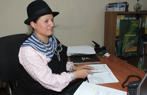 Identidad indígena en el área laboral