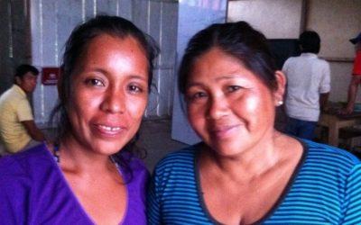La tierra es madre porque alimenta y da vida. Dos mujeres kukamas resaltan la importancia del territorio