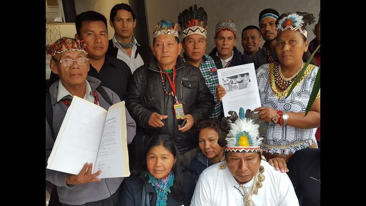 Indígenas de Loreto piden a Vizcarra que conozca los desastres provocados por la actividad petrolera