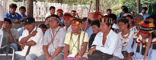 CNDDHH saluda trascendental sentencia a favor de los pueblos indígenas en el caso del Lote 116