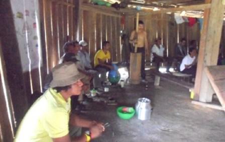 Colombia: Pueblo Murui Monai de Jitoma dice NO a proyecto de exploración y explotación petrolera en el Putumayo
