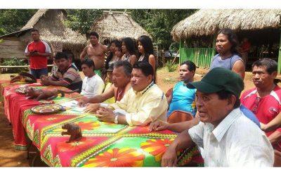 Panamá: Indígenas lanzan ultimátum a Varela
